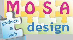 Mosa design logo